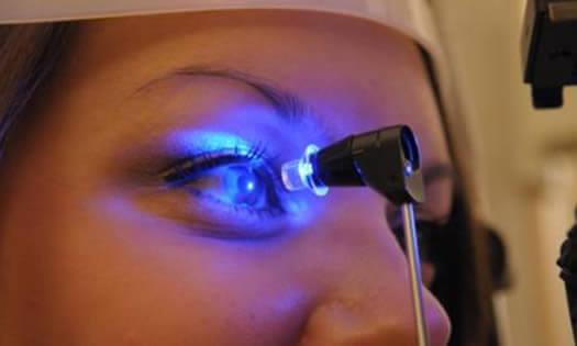 El método Goldman para medir la presión intraocular, es el método Gold Estándar hasta la fecha.