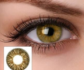El uso de lentes de contacto de colores debe de ser de una manera muy cuidadosa para evitar complicaciones.
